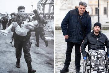 Zoran je 1991. spasio dječaka Darija. Danas su prijatelji...