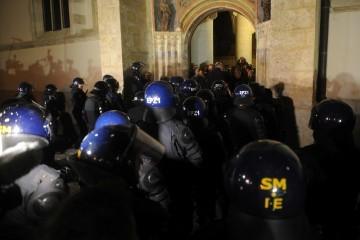 28. svibnja 2015. Dan kad je Milanović poslao policiju na branitelje i ratne invalide u crkvi Sv. Marka