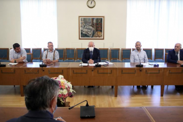 Branko Bačić: Milanović bi trebao doći na konstituirajuću sjednicu Sabora