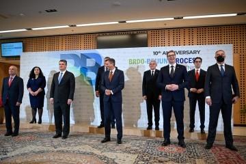 """Završen skup čelnika inicijative Brdo-Brijuni: """"Zajednička izjava je kompromis"""""""