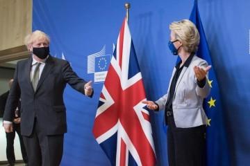 EU i Velika Britanija postigle dogovor o trgovinskom sporazumu