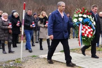 28. obljetnica pogibije hrvatskog branitelja Zlatka Mesića