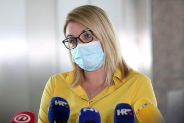 Brnjac: Oprezni smo, delta soj je u Hrvatskoj. Situacija može eskalirati