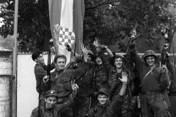 16.rujna1991.g.  -  Oslobođena   vojarna u Slavonskom Brodu