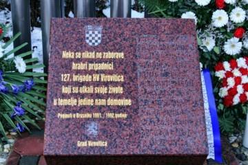 29. prosinca 1991. Oslobađanje Slavonije – u zasjedi ubijeno i masakrirano 12 hrvatskih vitezova iz Virovitice