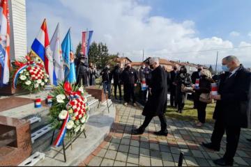 Bugojno: Započeo program obilježavanja 27. obljetnice razmjene hrvatskih logoraša
