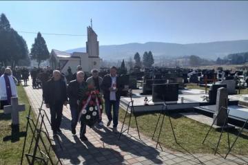 Bugojno: Obilježena 26. obljetnica razmjene hrvatskih logoraša