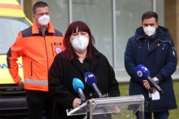 Situacija u Karlovcu je ozbiljna, bolnica će od ponedjeljka raditi samo za hitne i onkološke pacijente