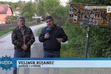 Šokantno specijalno izdanje Bujice s Banovine: Strašnik, Gvozd, Dvor, Banska struga....