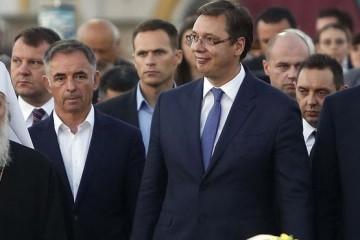 """BUSIJE: Vučić vrijeđao Tuđmana, Dodik prizivao """"srpski svet"""", a Porfirije molio za srpske vojnike!"""