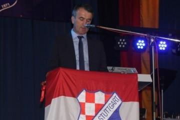 NK Croatia iz Stuttgarta prijavljena zbog 'Ustaškog grba'