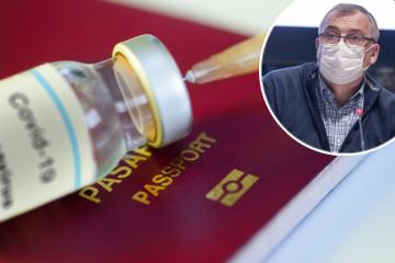 Capak otkrio kako će izgledati tzv. covid-putovnice: Potvrde o cijepljenju bit će smart kartice s QR kodom