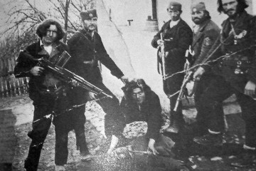 ČETNIČKI I PARTIZANSKI ZLOČINI NAD HRVATIMA ŠIBENSKO-KNINSKE ŽUPANIJE 1941. – 1945.