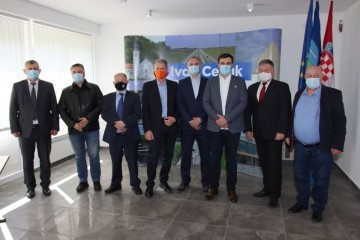 Sisačko moslavački HDZ-HSLS-HSS-HSP-HKS-HNS-HSU potpisali predizborni koalicijski sporazum