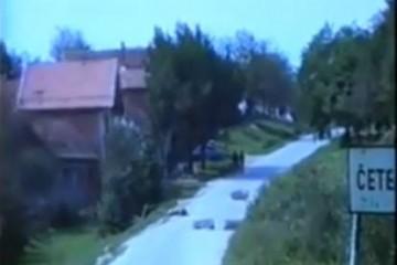 4. RUJNA 1991. - KRVAVI ČETNIČKI PIR U ČETKOVCU, BALINCIMA I ČOJLUGU