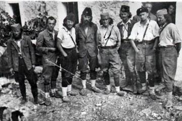 ČETNIČKI I PARTIZANSKI ZLOČINI NAD HRVATIMA ŠIBENSKO-KNINSKE ŽUPANIJE 1941. – 1945. - IV. dio