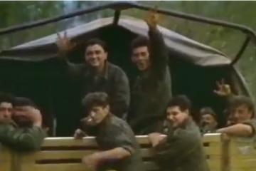 11. prosinca 1991. Zločini srpske vojske – tri dana nakon slučaja Zec zapaljene tri hrvatske obitelji