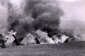 6. ožujka 1943. Imotski i Sovići (Zapadna Hercegovina) – četnici silovali, pljačkali, palili kuće i ubijali po hrvatskim selima
