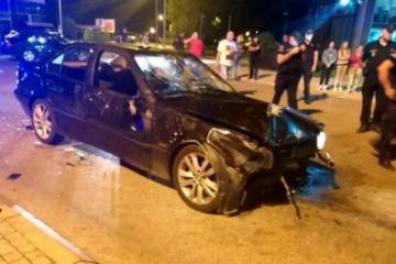 Crna Gora: Automobilom se zaletio u pristalice opozicije