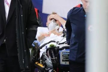 ERIKSEN SE JAVIO NAKON SRČANOG UDARA / Danac otkrio kako se osjeća i iz bolničkog kreveta poručio: 'Moram proći još pretraga...'