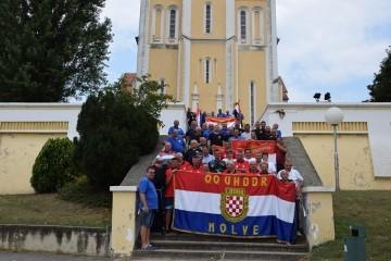 U Molvama održani XIII. Kulturno-edukativno-sportski susreti hrvatskih branitelja