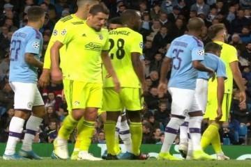 LIGA PRVAKA: Dinamo od velikog Manchester Cityja izgubio 2:0