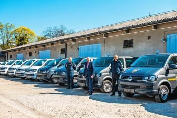 Tisuće hrabrih 'civilaca' Hrvatsku brane od pošasti, PPD im donirao 20 vozila