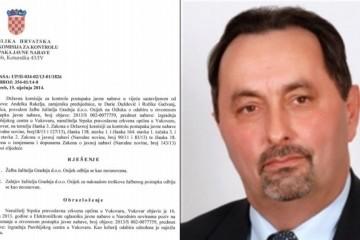 MEGA AFERA ZA SDSS Obiteljska tvrtka bivšeg saborskog zastupnika dobiva milijunske natječaje baš tamo gdje stranka dobro stoji