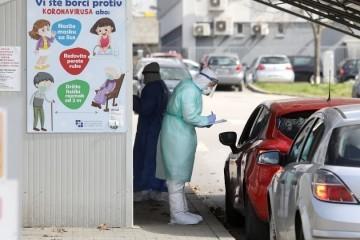 U zadnja 24 sata zabilježeno 595 novih slučajeva zaraze koronavirusom, a od posljedica covida preminulo je šest osoba,