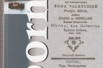Franjevac Emerik Pavić jedna je od središnjih osoba kulturnog kruga Hrvata u Ugarskoj XVII. i XVIII. stoljeća