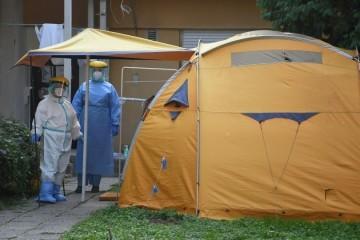 U posljednja 24 sata zabilježen je 261 novi slučaj zaraze virusom SARS-CoV-2