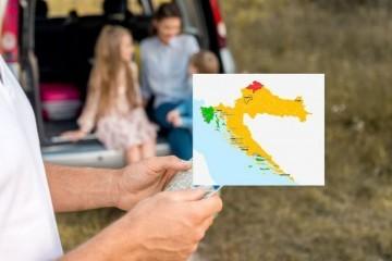 Objavljena detaljna COVID karta Hrvatske: Najviše pregleda iz Njemačke, Nizozemske…