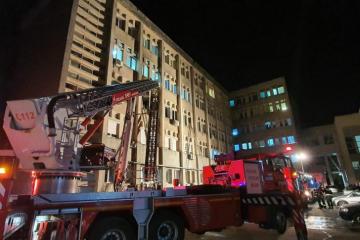 Nezapamćena tragedija na covid odjelu: U požaru izgorjelo 10 osoba koje su bile na respiratoru