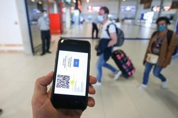 Europski parlament odobrio digitalnu covid-potvrdu EU-a