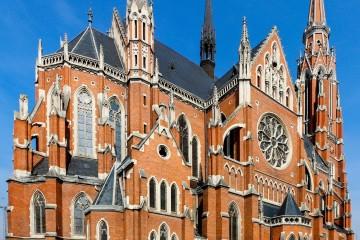 6. rujna 1991. Crkva Svetog Petra i Pavla (Osijek)- četnici sa preko 100 granata pogodili jednu od najvećih i najljepših crkava Srednje Europe!