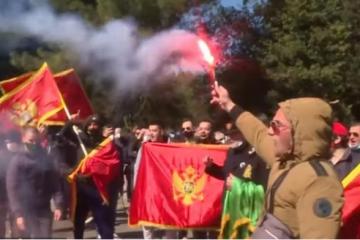 Crna Gora na nogama zbog pokušaja stvaranja 'srpskog svijeta'