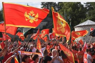 CRNA GORA STRAHUJE OD VEČERAŠNJEG PROSVJEDA! Srbija tvrdi da dolaze hrvatski ekstremisti