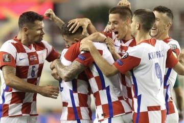 Hrvatska golovima Livaje, Pašalića i Vlašića srušila Sloveniju!