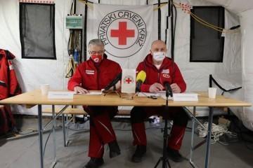 Crveni križ počinje s podjelom gotovo 46 milijuna kuna novčane pomoći potresom pogođenom stanovništvu