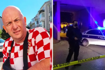 Cvitanović je Radića prvo fizički napao, a onda otišao po pušku