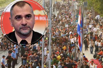 CVRTILA DAO CRNU PROGNOZU: Pasivna invazija Hrvatske u tijeku? Napravljena je kardinalna greška! Možemo primiti migrante, ali ne ovako!