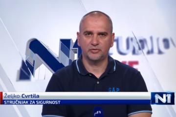 Cvrtila: Božinović je trebao ići u Zadar i nadzirati mjere na teniskom turniru