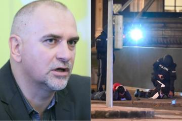 Cvrtila: Nisam iznenađen; politika je trebala računati na mogućnost napada kada je odlučila da se ljudi puštaju bez kontrole