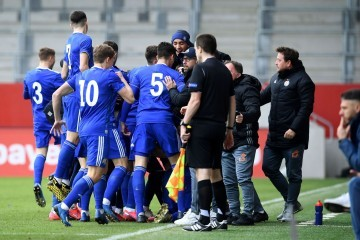 Dinamovi juniori nakon nevjerojatne drame nad dramama izbacili Bayern za četvrtfinale Lige prvaka!