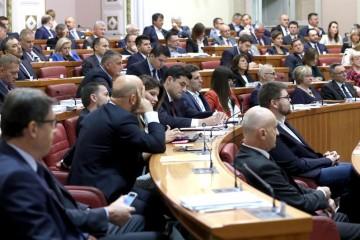 Sabor danas glasuje o Zakonu o zastoju ovrha na plaće...