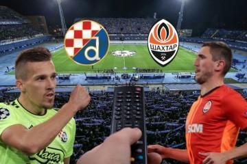 Evo gdje gledati spektakl na Maksimiru Dinamo - Šahtar