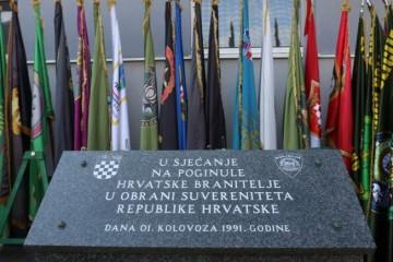 KOMEMORACIJA Obilježena 30. godišnjica stradavanja 39 hrvatskih branitelja u obrani policijske postaje u Dalju
