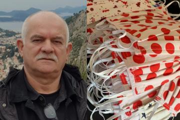 FOTO: LJUDI VELIKOGA SRCA Damir Radnić, ratni zapovjednik HOS-a javno zahvalio obitelji Kapor; pogledajte kako pomažu!