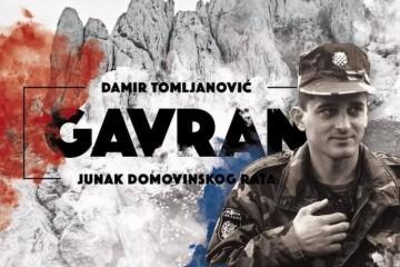 26. obljetnica pogibije Damira Tomljanovića-Gavrana