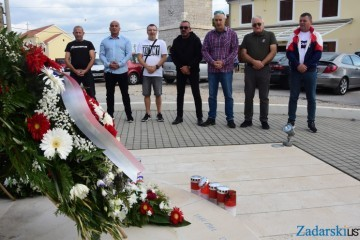 ZADARSKI POLICAJCI O OBRANI GRADA Nikada se neće zaboraviti važnost obrane Zadra i poginuli suborci
